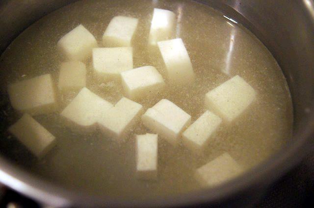 オイシックス お試しセット キットオイシックスの2品目豆腐の韓国風スープ