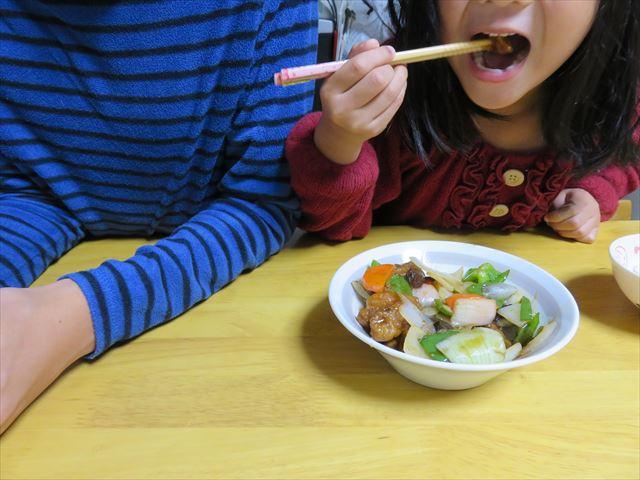 らでぃっしゅぼーやのミールキット 子供が実食