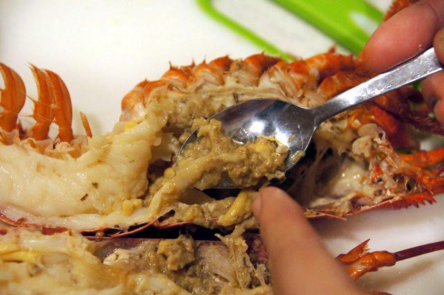テイスティーテーブル tastytable オマールエビの味噌