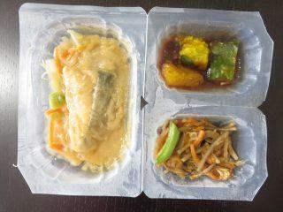 トオカツフーズおまかせ健康三彩冷凍弁当お試しセット