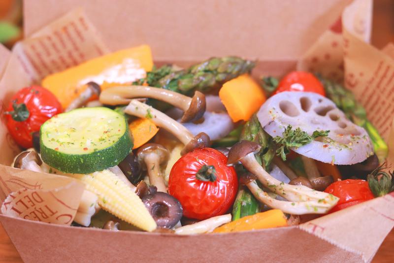 野菜ぎゅーぎゅー弁当