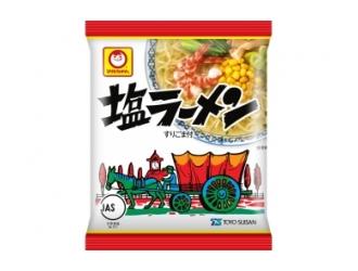マルちゃん 塩ラーメン 食塩相当6.1g
