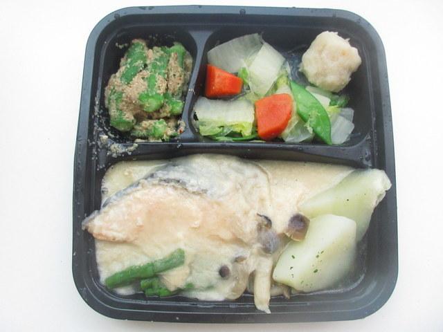 阪急のグッドミールラボ(Good Meal Lab.) 鮭のクリーム煮