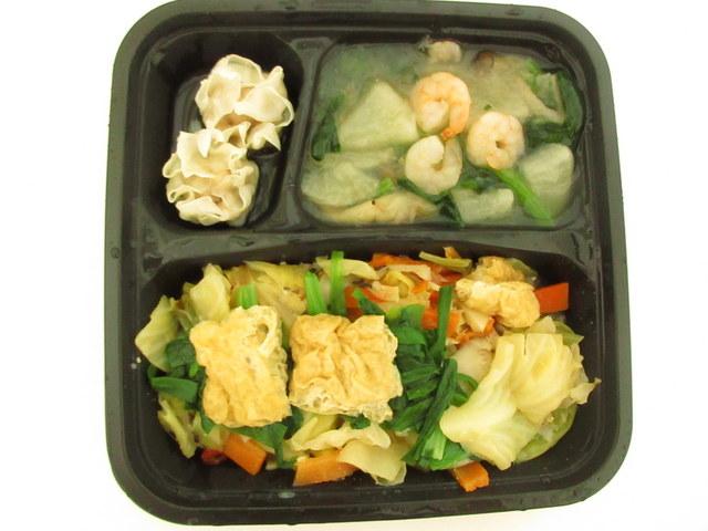 阪急のグッドミールラボ(Good Meal Lab.) 家常豆腐(チャアチャントウフ)