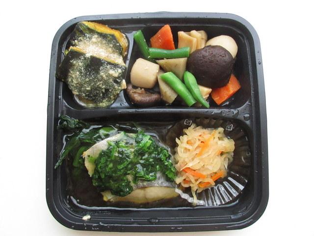 阪急のグッドミールラボ(Good Meal Lab.) さごしの若菜蒸し