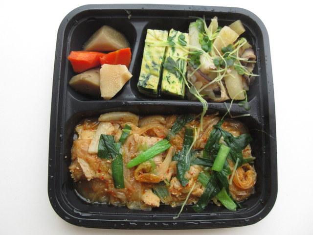 阪急のグッドミールラボ(Good Meal Lab.) 豚キムチ