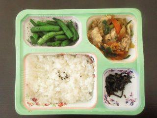 メディカルフードサービス 糖質制限食 豚肉とニラのスタミナ炒め